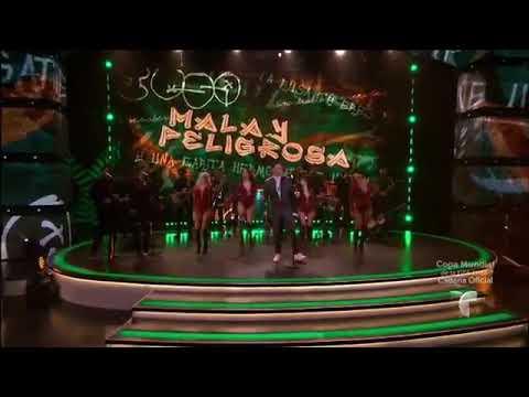 Victor Manuelle Mala y Peligrosa en Don Francisco te Invita