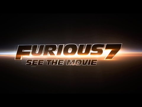 7 Seconds with Furious 7 - GoPro Contest