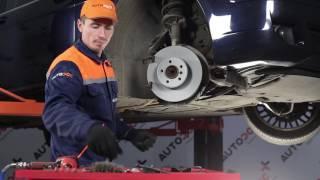 Kā nomainīt Priekšējie bremžu kluči, Priekšējie bremžu diski BMW 7 E65 [Pamācība]