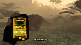 Lets Play Carnivores Dinosaur hunter HD part 5 the Tyrannosaurus rex