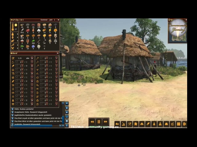 Let's Play Life is Feudal: Forest Village   Sommer fast vorbei   Folge #004