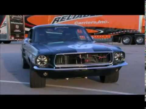 Dynacorn Year One Mustang from Dream Car Garage 2008 TV Series