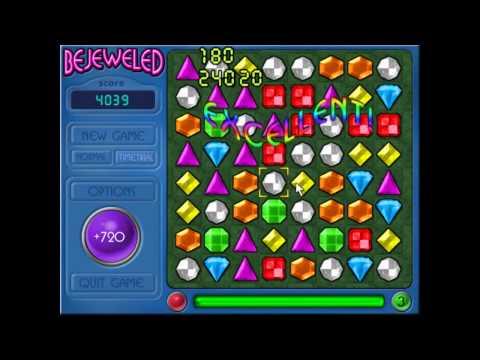 Bejeweled 1 OST - VGM Soundtrack Highlights
