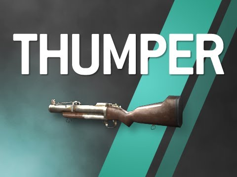 Thumper - Modern Warfare 2 Multiplayer Weapon Guide
