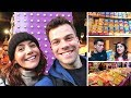 British People Try American Candy! + FREE GIVEAWAY!