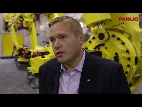 Michigan Governor Rick Snyder visits FANUC America