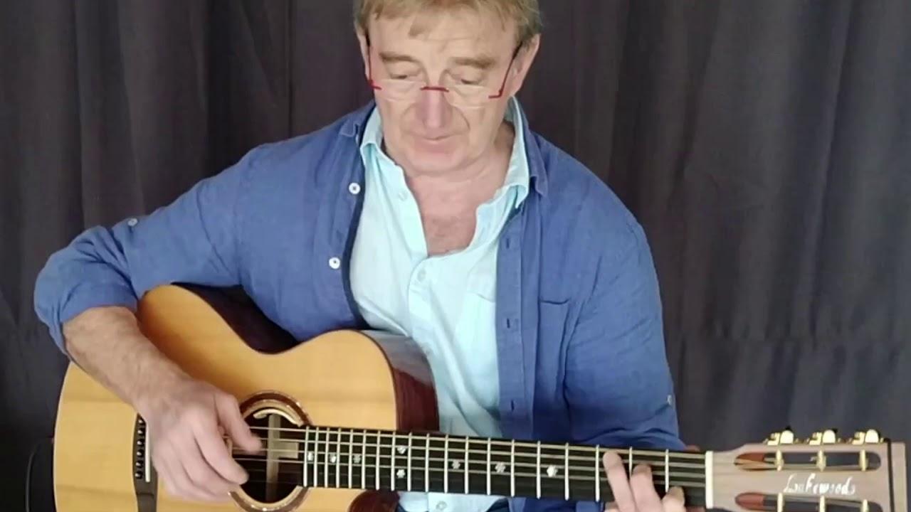 Retiens la nuit (Johnny Hallyday) Tuto guitare facile ...