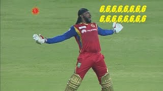 Chris Gayle Longest Sixes Ever in Cricket History  HD