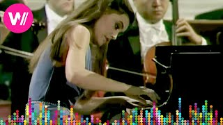 Heidrun Holtmann: Mozart - Piano Concerto K. 37 (RTSI-Orchestra, Marc Andreae)