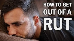 3 Ways to Get Out of an Unmotivated Rut