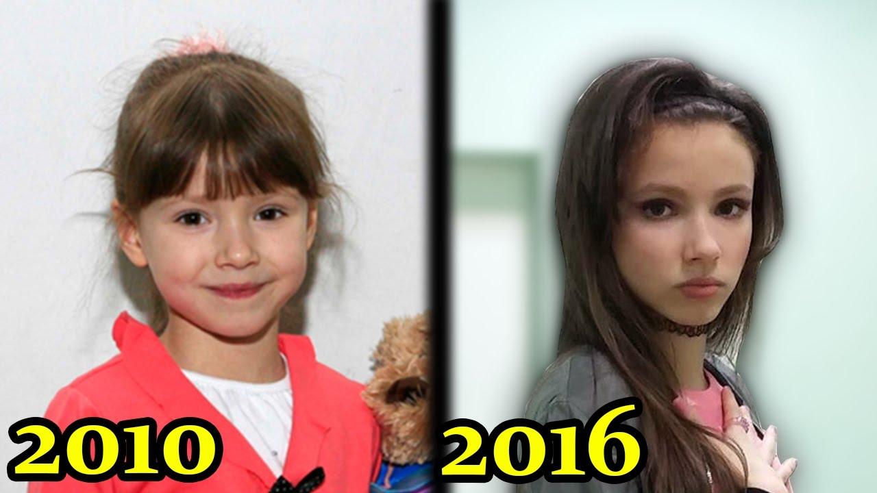 Как менялись Воронины? C детства по 2016 (Тогда и сейчас ...