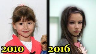 Как менялись Воронины? C детства по 2016 (Тогда и сейчас)