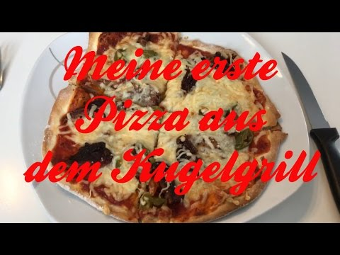 Rösle Gasgrill Pizza : Pizza vom grill pizzastein anleitung sizzlebrothers youtube