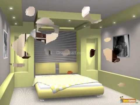 diy bedroom ceiling lighting design decorating ideas - youtube