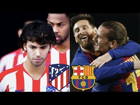 Atletico Madrid Vs Barcelona, La Liga 2019/20 - MATCH PREVIEW