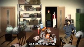 Kara no Kyoukai Movie 5 (Tomoe's parent scene)