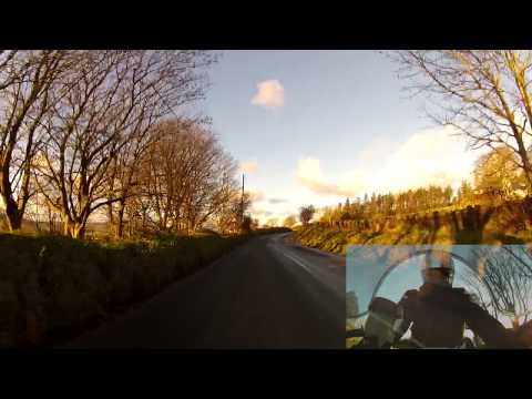Isle of Man. Douglas To Ballaugh