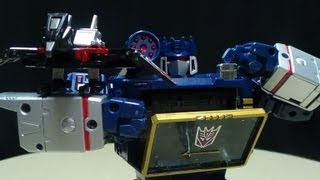 Video MP-13 Masterpiece SOUNDWAVE w/ LASERBEAK: EmGo's Transformers Reviews N' Stuff download MP3, 3GP, MP4, WEBM, AVI, FLV Agustus 2018