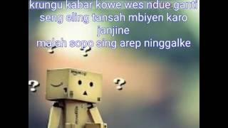 NDX A.K.A - Ojo Salah Tompo (Pendhoza YK Ft Ayu Talita)