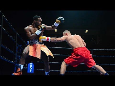 Lipinets vs. Rhodes FULL FIGHT: Oct. 30, 2015 - PBC on Bounce