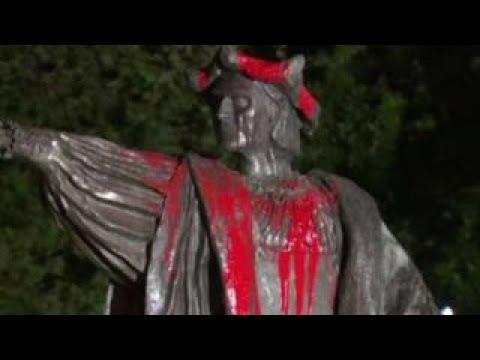 Tucker: Left's War On Columbus Day Not About Chris Columbus