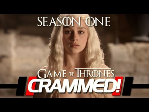 Game Of Thrones - Season 1 ULTIMATE RECAP!