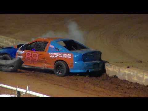 Friendship Motor Speedway (#2 U-CAR RACE) 7-8-17
