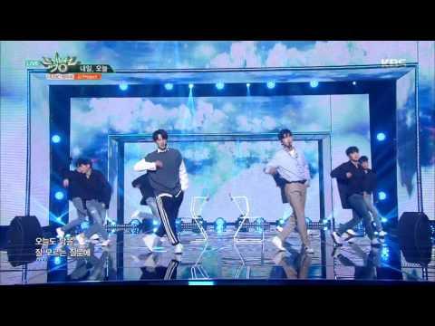 뮤직뱅크 Music Bank - 내일,오늘 - JJ Project (Tomorrow,Today - JJ Project).20170804