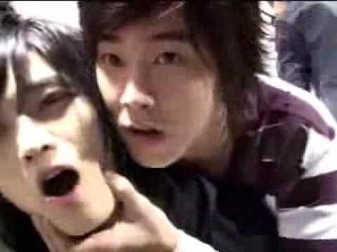 yunjae hug and kiss meet