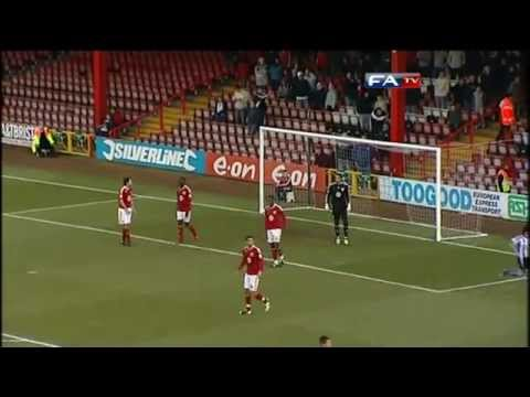 Bristol City 0-3 Sheff Wed | The FA Cup 3rd Round - 08/01/11