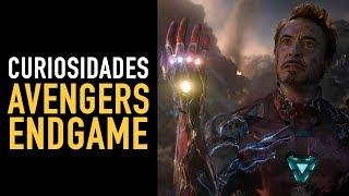 Curiosidades de Avengers Endgame