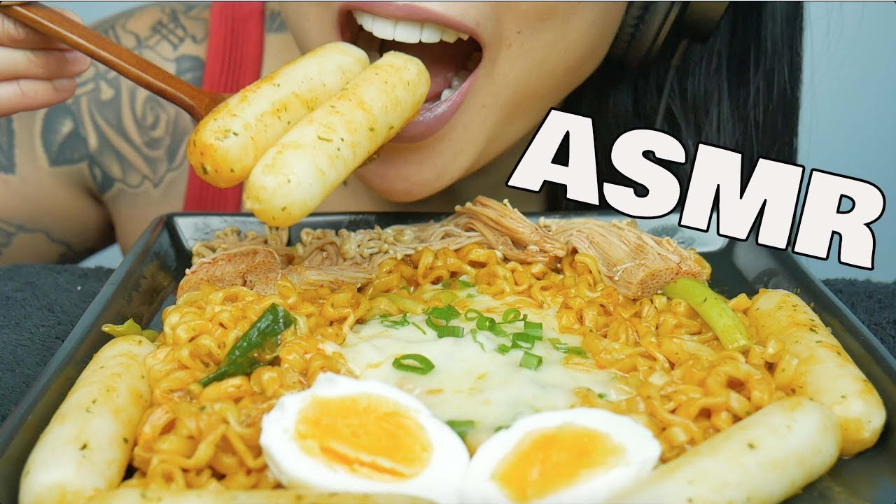 Asmr Spicy Noodles Cheesey Rice Cakes Eating Sounds Sas Asmr Youtube 3 487 472 просмотра 3,4 млн просмотров. asmr spicy noodles cheesey rice cakes eating sounds sas asmr