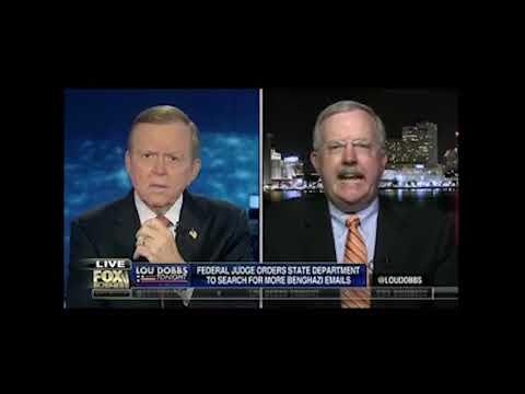"Chris Farrell on ""Lou Dobbs Tonight"": 'Benghazi is not going away.'"