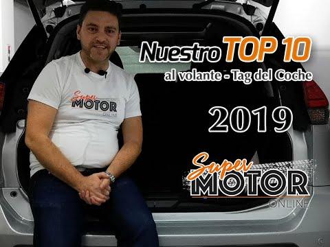 Nuestro TOP 10 de los coches probados en el 2019 / Al volante / Tag del Coche / SuperMotorOnline.com