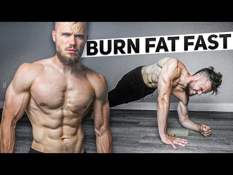 8 MIN FULL BODY FAT BURNING Workout (GET RIPPED FAST)