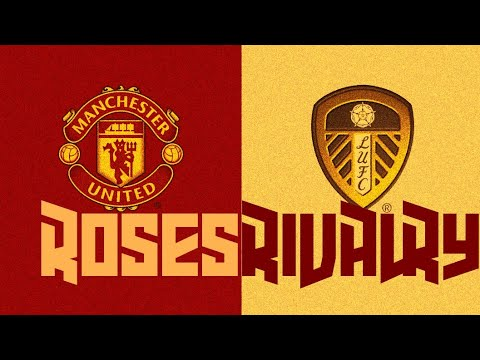 Roses Rivalry  As the Reds thrash Whites 6-2  #mufc #lufc #epl - YouTube