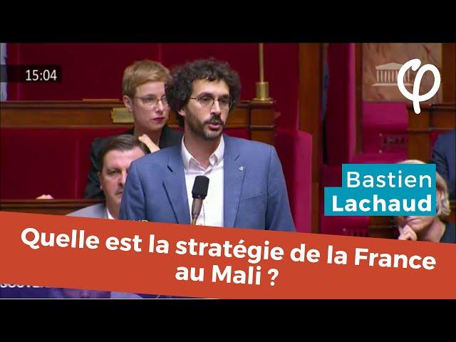 Quelle est la stratégie de la France au Mali ?