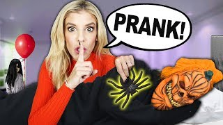 Pranking GAME MASTER Spy Hacker! (BEST DIY PRANKS Wins Challenge) | Rebecca Zamolo