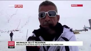 bingl hesarek kayak merkezi