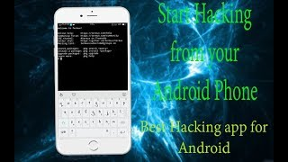 Start Hacking With Your Android Phone || Best Hacking App || Termux || Ethical Hacking || TechzFun