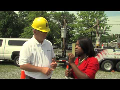 Pepco's Pete Peterson's Advice if You Encounter a Downed Electrical Line