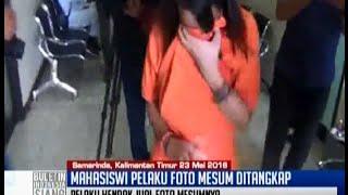 Download Video Mahasiswi di Samarinda yang foto mesum di tempat umum jadi tersangka - BIS 24/05 MP3 3GP MP4