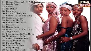 Boney M The Greatest Hits - The Best Collection Of Boney M -