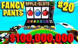 $100M Loot Box Opening At PeteZahHutt's Fancy Pants Resort - Minecraft Cosmic Sky #20 | JeromeASF