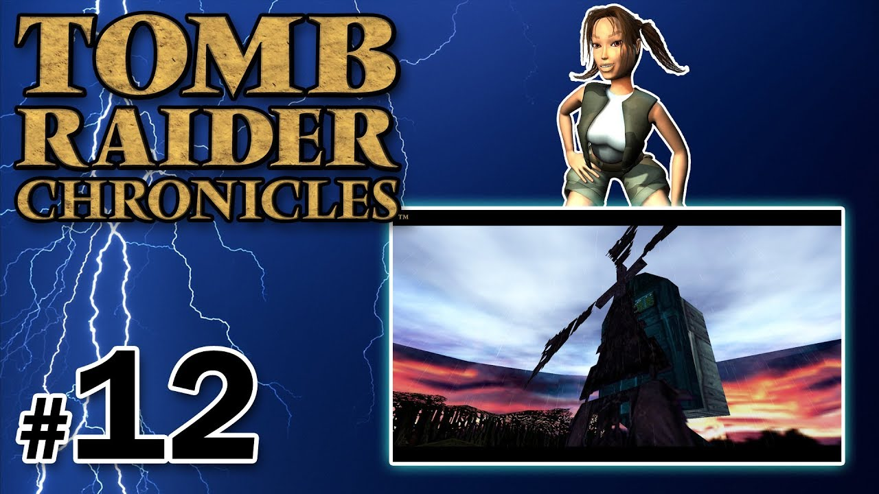 "Let's Play: Tomb Raider V: Chronicles odc. 12 – Old Mill [2/2] – ""Obwisłe ciałko"""