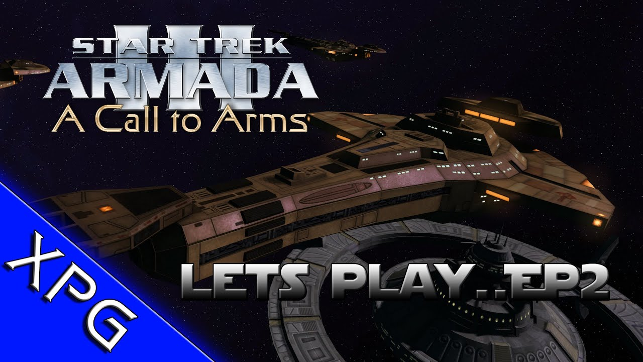 Lets Playstar Trek Armada 3 A Call To Arms Dominion Vs Fed Ep