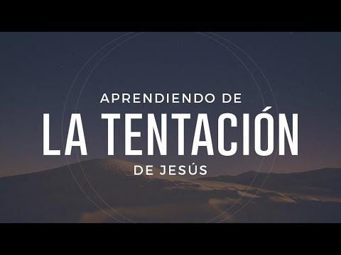 Aprendiendo de la Tentación de Jesús - Pastor Luis Méndez