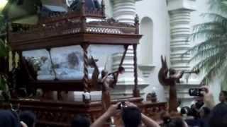 Viernes Santo 2014 Nahuizalco Sonsonate