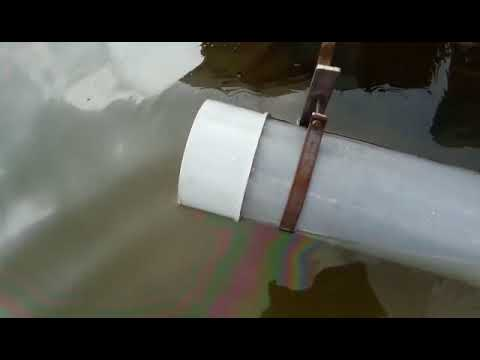Download FABRICATION OF OIL SKIMMER ROBOT BY MAJESTIC PROJECT