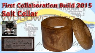 Woodworking Europe Collaboration Build -- Lower Saxony, Germany - Salt Cellar